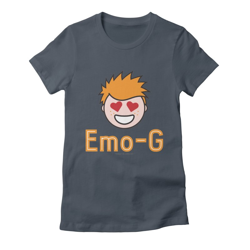 Emo-G Women's T-Shirt by Ginger With Attitude's Artist Shop