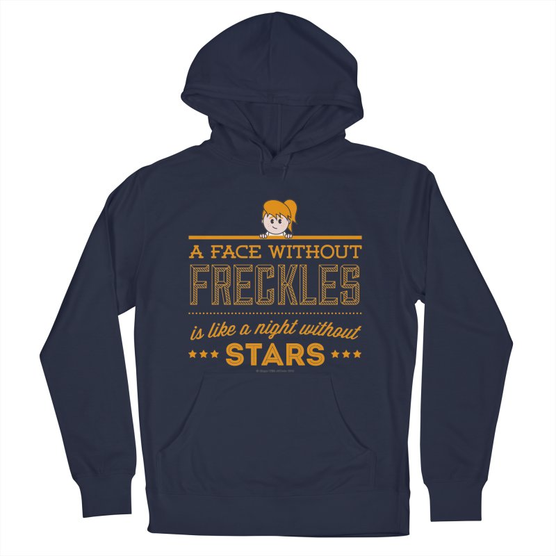 Stars Men's Pullover Hoody by Ginger With Attitude's Artist Shop