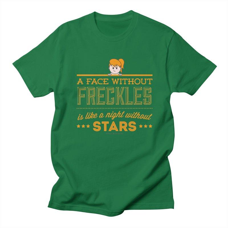 Stars Men's Regular T-Shirt by Ginger With Attitude's Artist Shop