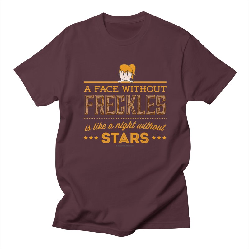 Stars Men's Regular T-Shirt by Ginger With Attitude's Artist Shop
