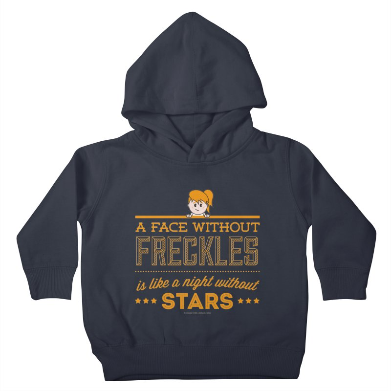 Stars Kids Toddler Pullover Hoody by Ginger With Attitude's Artist Shop