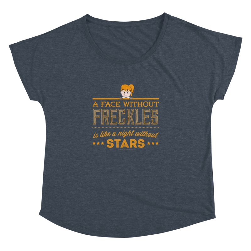 Stars Women's Dolman Scoop Neck by Ginger With Attitude's Artist Shop