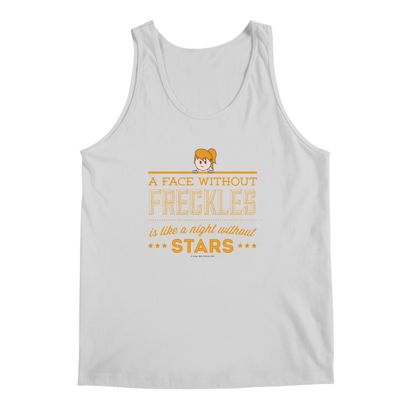 Stars Men's Tank by Ginger With Attitude's Artist Shop