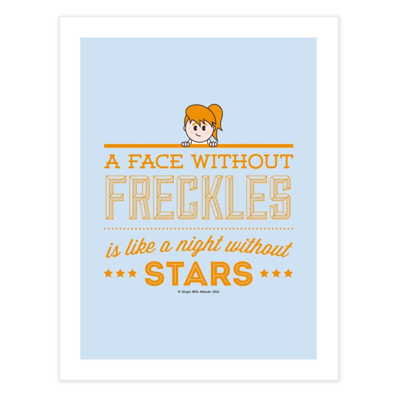 Stars Home Fine Art Print by Ginger With Attitude's Artist Shop