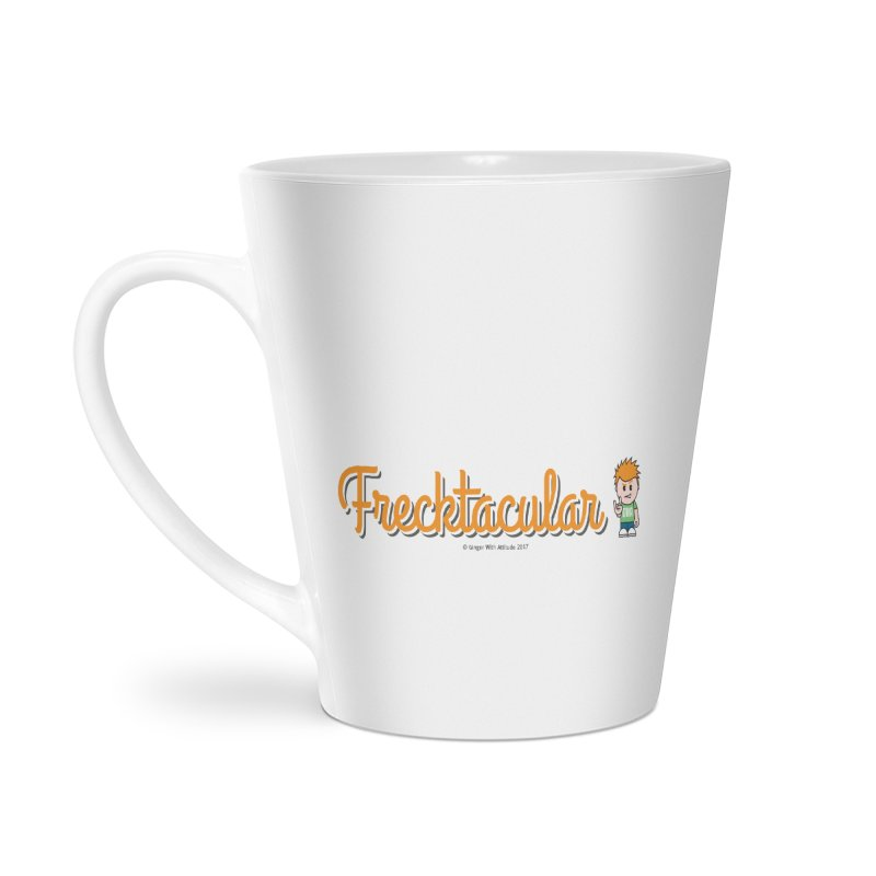 Frecktacular Guy Accessories Latte Mug by Ginger With Attitude's Artist Shop