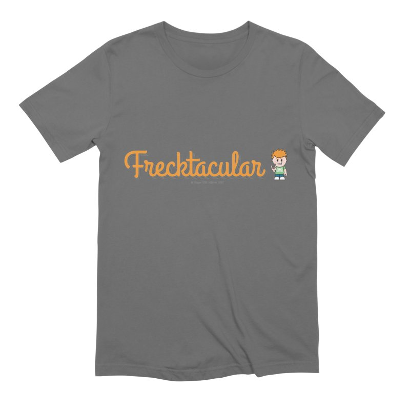 Frecktacular Guy Men's T-Shirt by Ginger With Attitude's Artist Shop