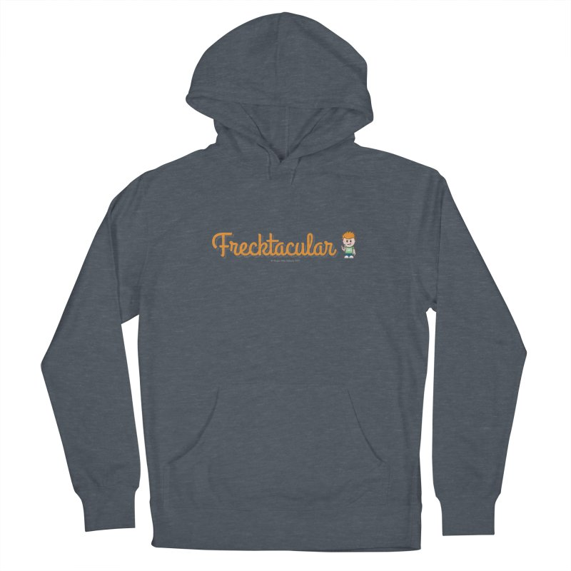 Frecktacular Guy Men's Pullover Hoody by Ginger With Attitude's Artist Shop