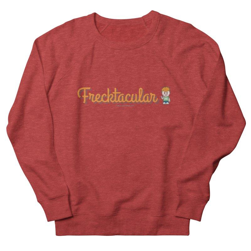 Frecktacular Guy Men's Sweatshirt by Ginger With Attitude's Artist Shop