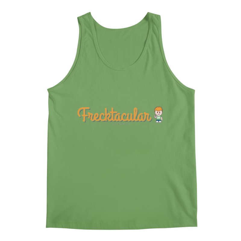 Frecktacular Guy Men's Tank by Ginger With Attitude's Artist Shop
