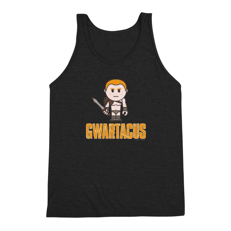 Gwartacus Men's Triblend Tank by Ginger With Attitude's Artist Shop