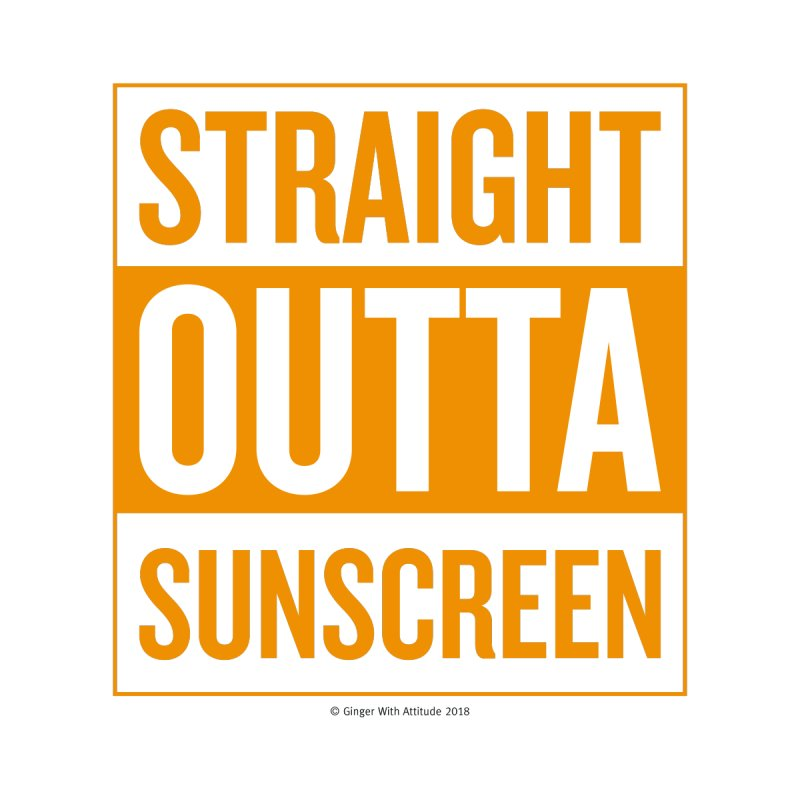 SunScreen Home Framed Fine Art Print by Ginger With Attitude's Artist Shop