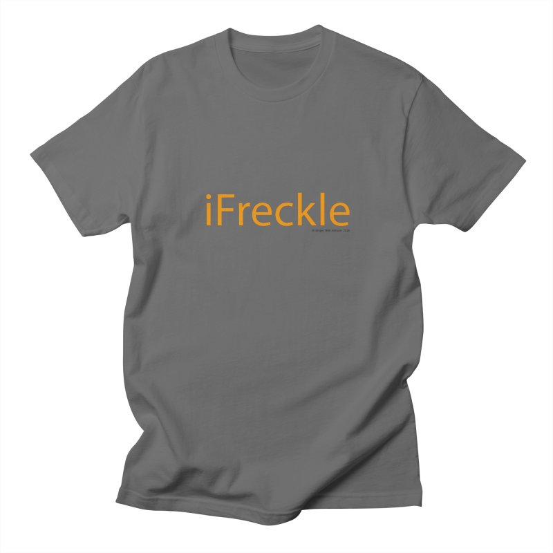 iFreckle Men's T-Shirt by Ginger With Attitude's Artist Shop