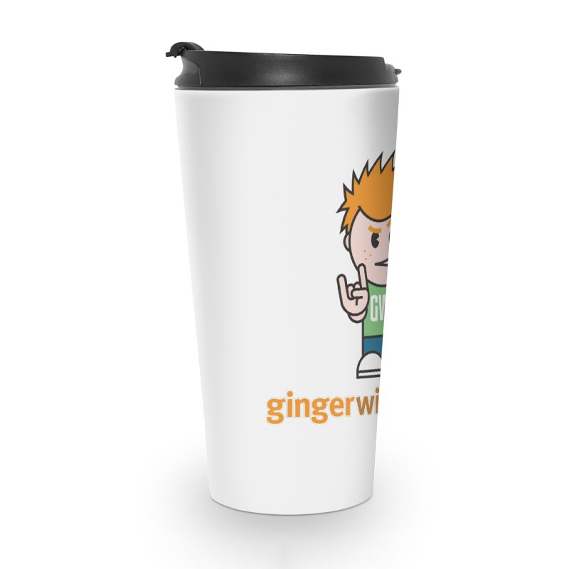 Original GWA Accessories Travel Mug by Ginger With Attitude's Artist Shop