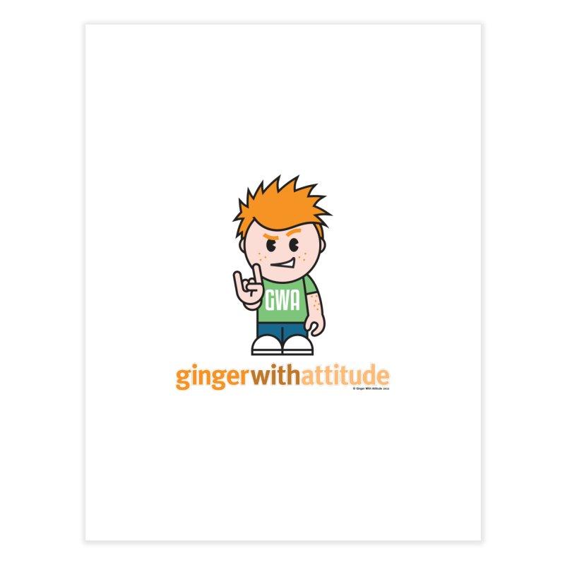 Original GWA Home Fine Art Print by Ginger With Attitude's Artist Shop