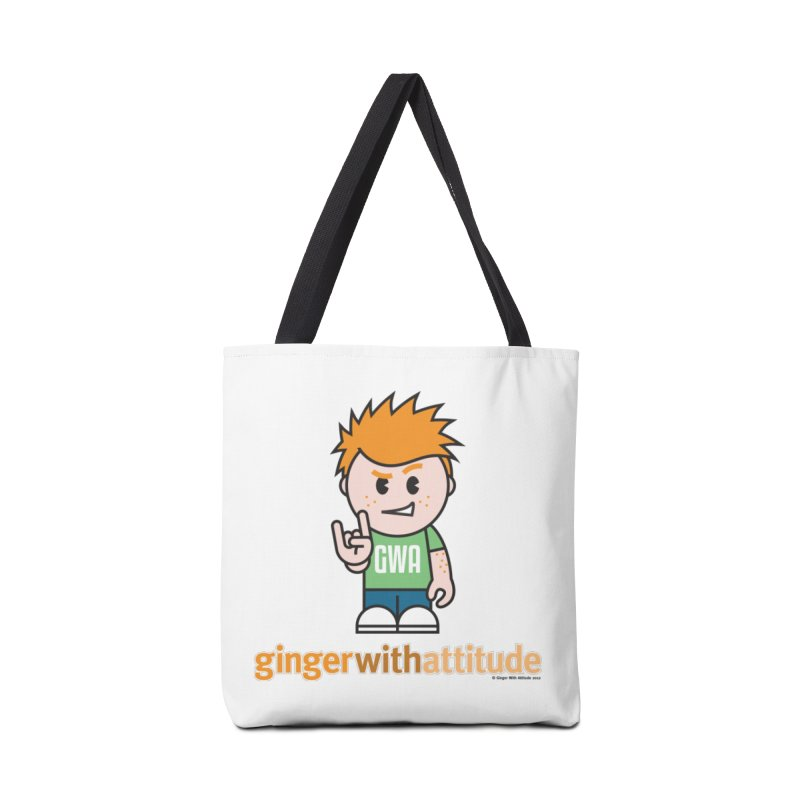 Original GWA Accessories Tote Bag Bag by Ginger With Attitude's Artist Shop