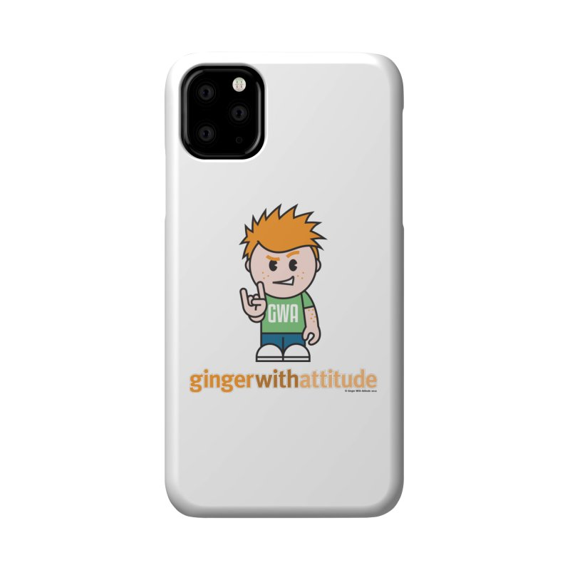 Original GWA Accessories Phone Case by Ginger With Attitude's Artist Shop
