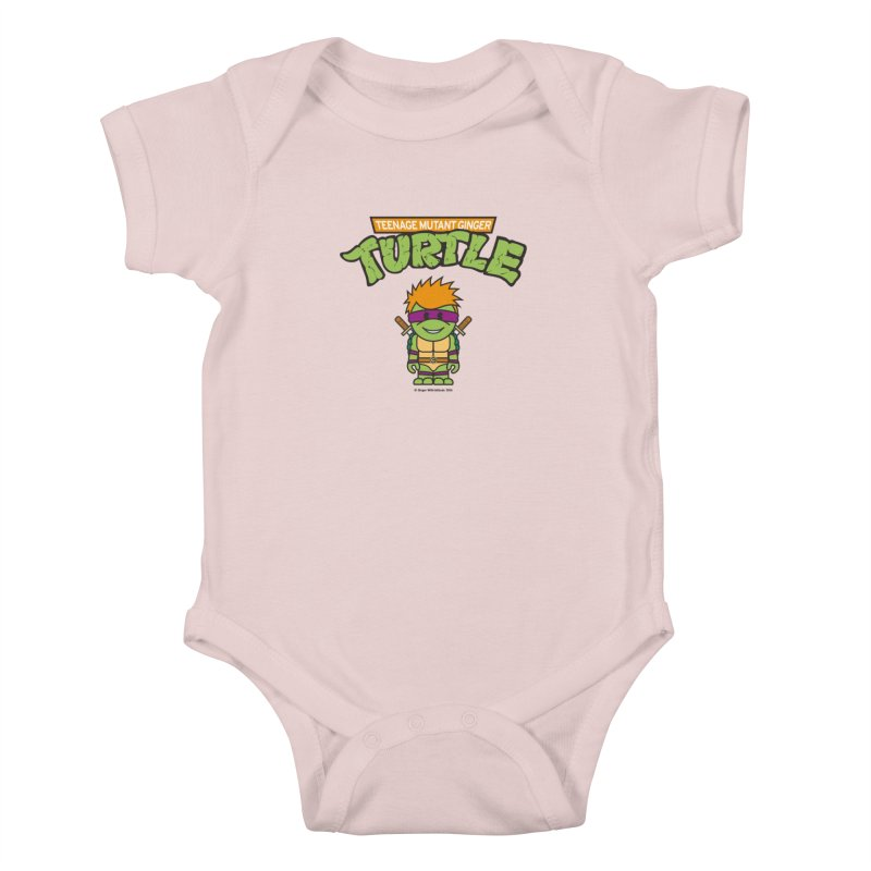 TMGT Kids Baby Bodysuit by Ginger With Attitude's Artist Shop