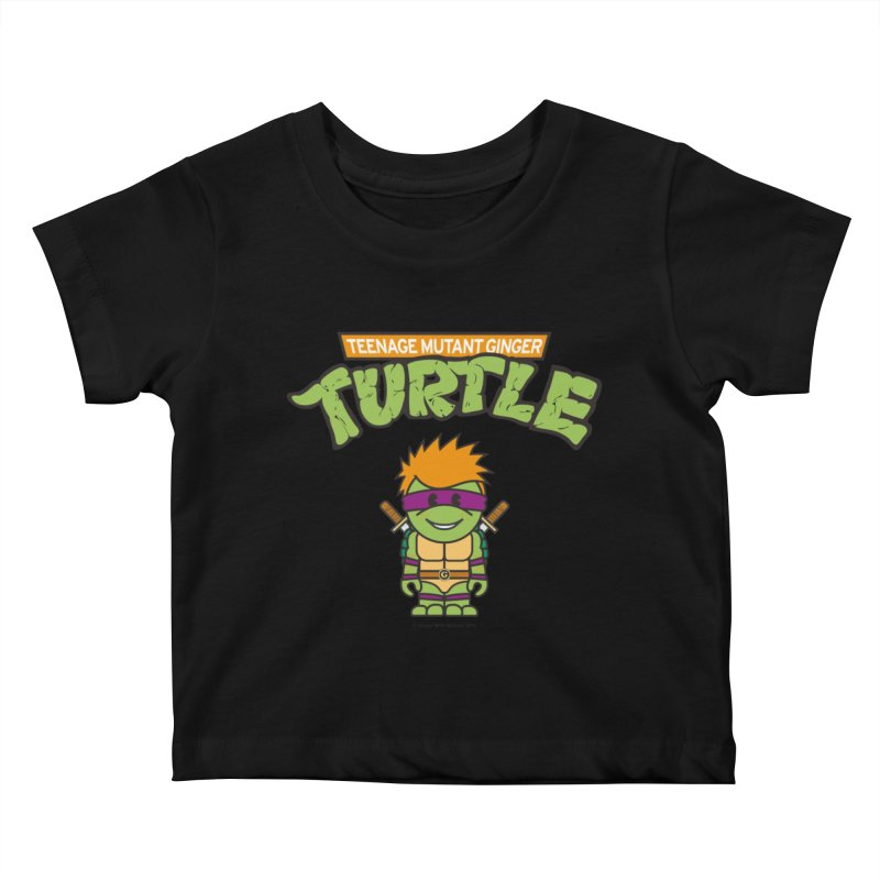 TMGT Kids Baby T-Shirt by Ginger With Attitude's Artist Shop