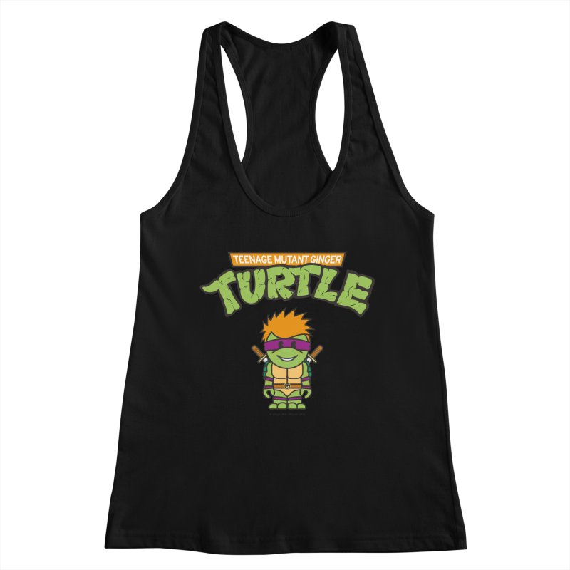TMGT Women's Tank by Ginger With Attitude's Artist Shop