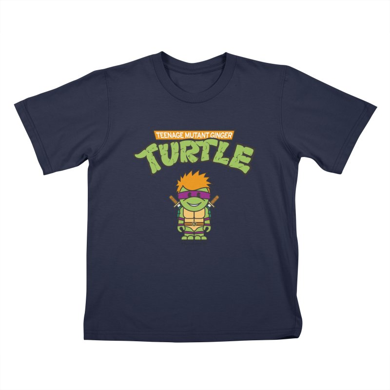 TMGT Kids T-Shirt by Ginger With Attitude's Artist Shop