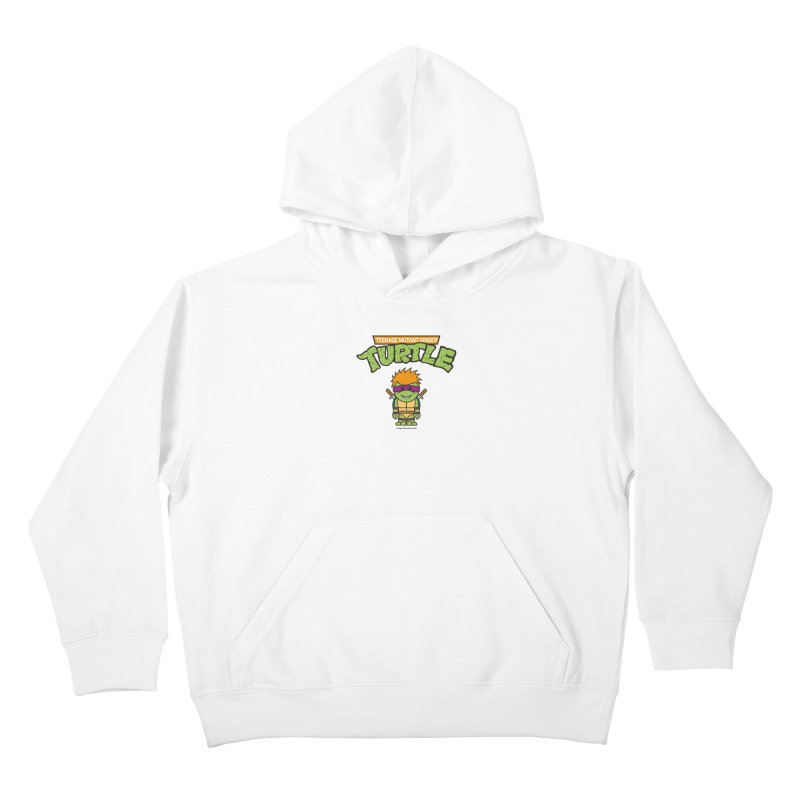 TMGT Kids Pullover Hoody by Ginger With Attitude's Artist Shop