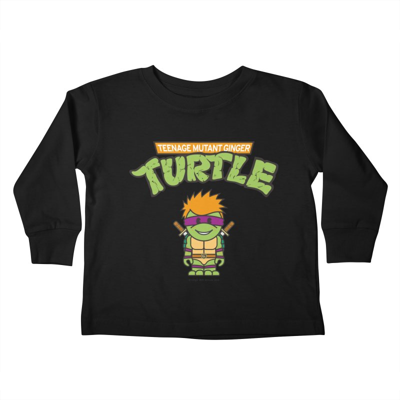 TMGT Kids Toddler Longsleeve T-Shirt by Ginger With Attitude's Artist Shop