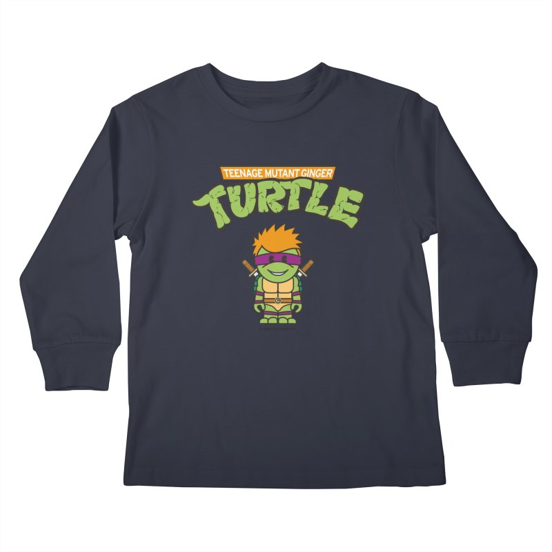 TMGT Kids Longsleeve T-Shirt by Ginger With Attitude's Artist Shop
