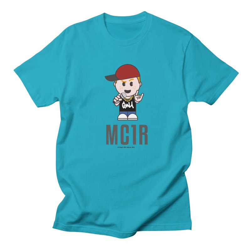 MC1R Men's T-shirt by Ginger With Attitude's Artist Shop
