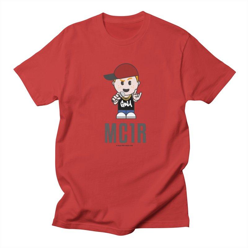MC1R Men's Regular T-Shirt by Ginger With Attitude's Artist Shop