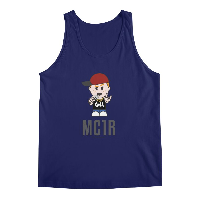 MC1R Men's Tank by Ginger With Attitude's Artist Shop