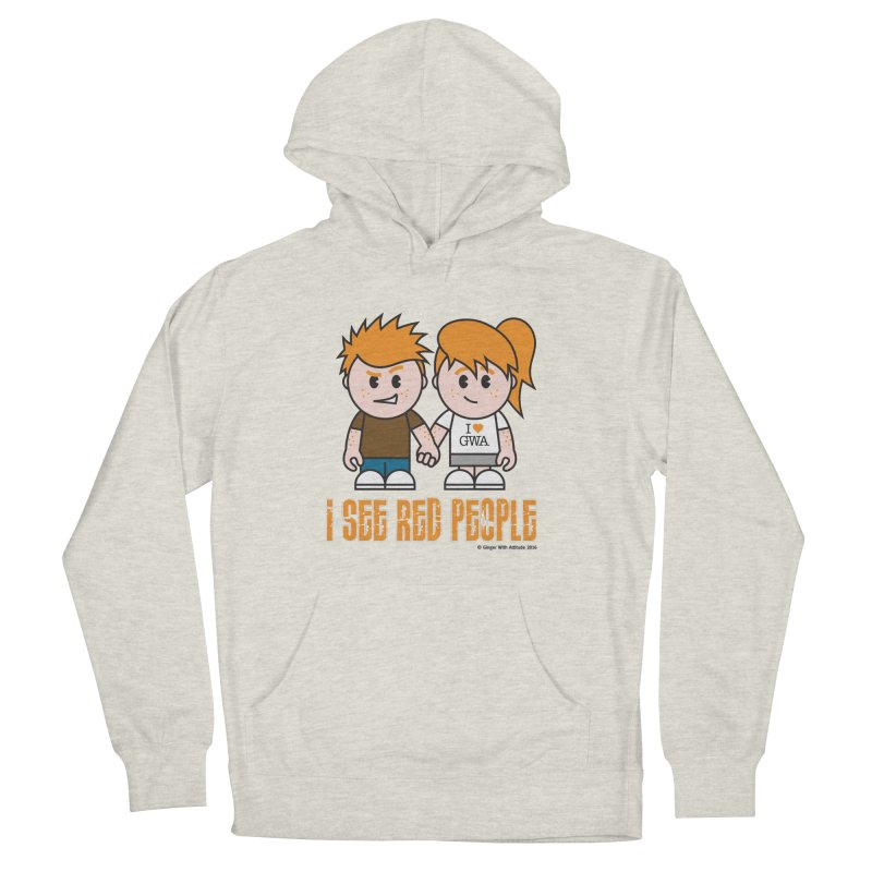 I See Red People   by Ginger With Attitude's Artist Shop