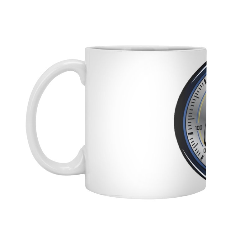 Logo Accessories Standard Mug by Ginotopia