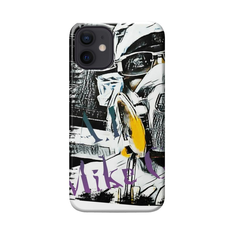 Logo Accessories Phone Case by Ginotopia