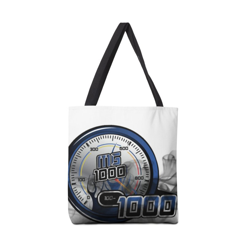 Logo Accessories Tote Bag Bag by Ginotopia