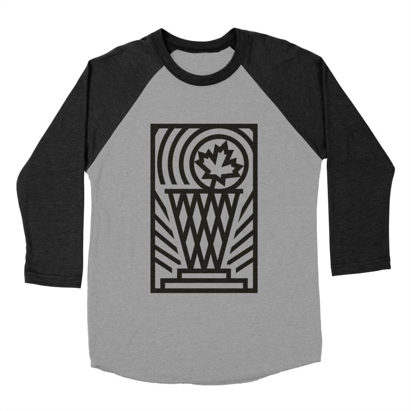 The Larry O'Canuck Men's Longsleeve T-Shirt by Gintron