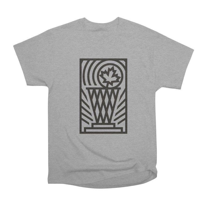 The Larry O'Canuck Men's Heavyweight T-Shirt by Gintron