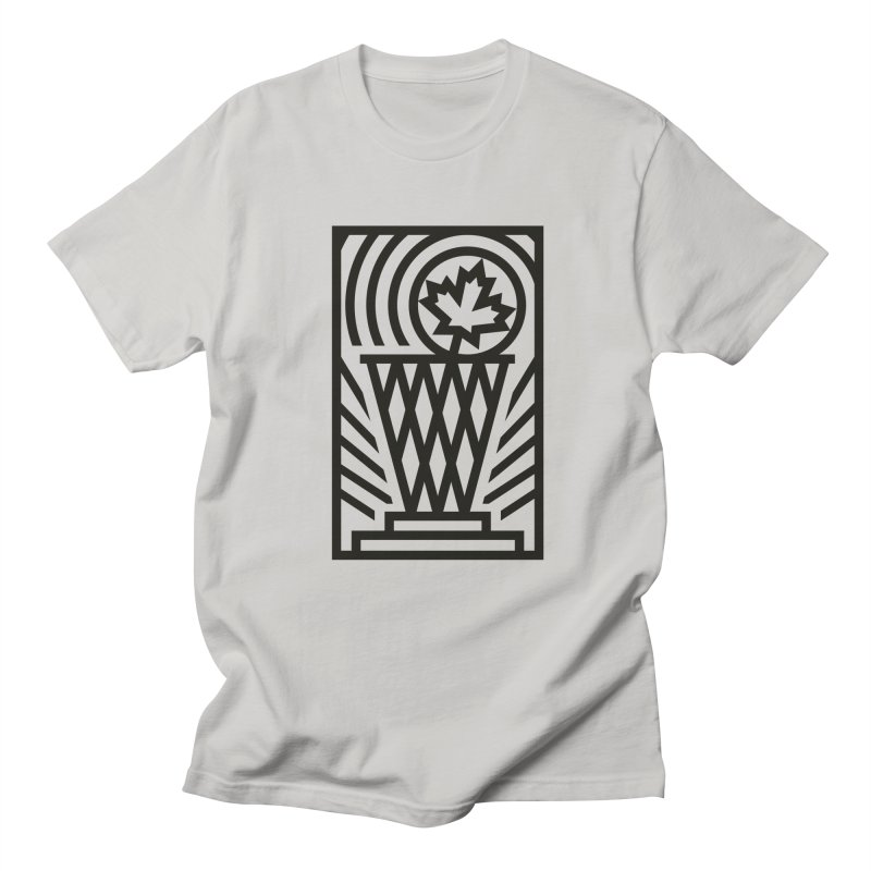 The Larry O'Canuck Women's Regular Unisex T-Shirt by Gintron