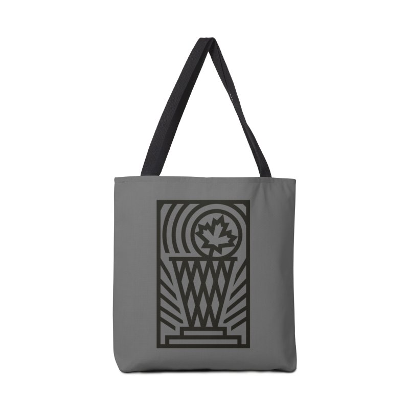 The Larry O'Canuck Accessories Tote Bag Bag by Gintron