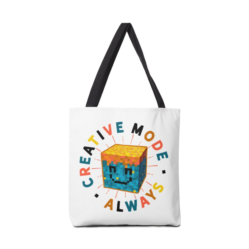 Liam's Creative Mode Accessories Tote Bag Bag by Gintron