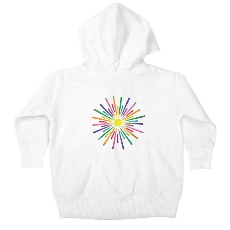 Equal Sunshine Kids Baby Zip-Up Hoody by Gintron