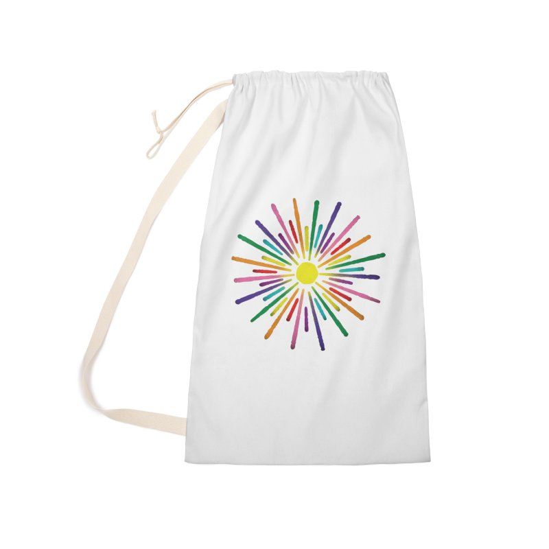 Equal Sunshine Accessories Bag by Gintron