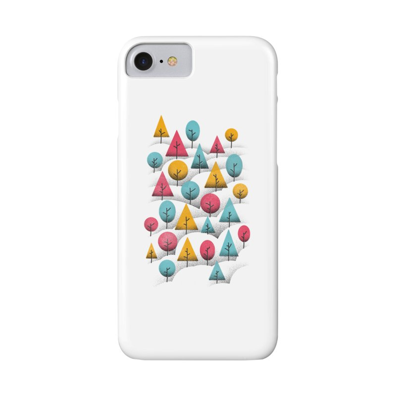 Forest Through The Trees Accessories Phone Case by gintron's Artist Shop
