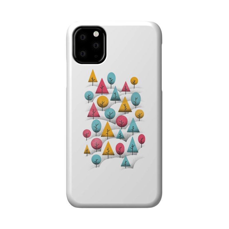 Forest Through The Trees Accessories Phone Case by Gintron