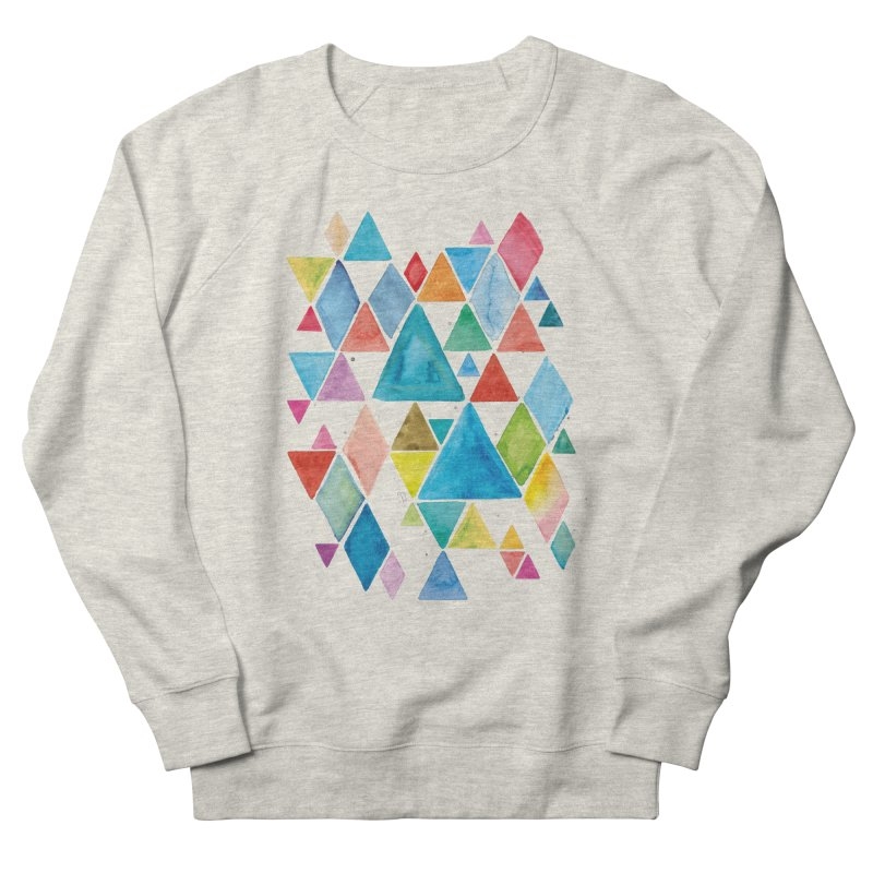 Mountain Ranges Men's Sweatshirt by gintron's Artist Shop