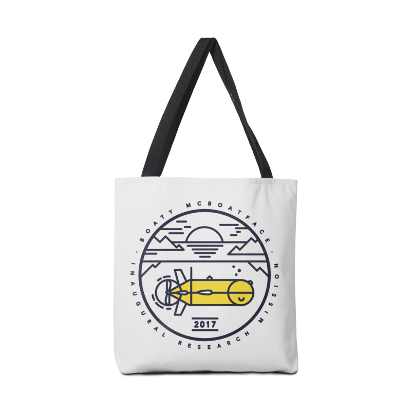 Boaty McBoatface Launch Accessories Bag by gintron's Artist Shop