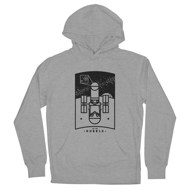 Hubble Women's Pullover Hoody by gintron's Artist Shop