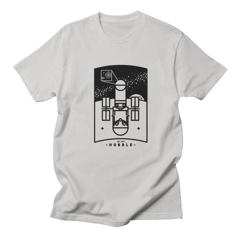 Hubble Women's Unisex T-Shirt by gintron's Artist Shop