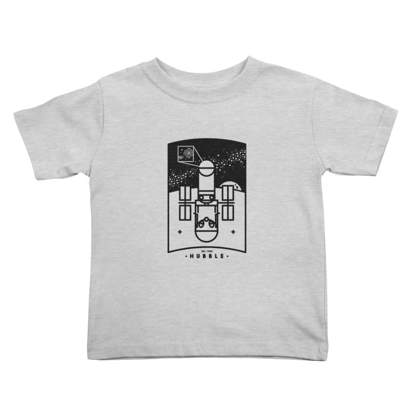Hubble Kids Toddler T-Shirt by gintron's Artist Shop