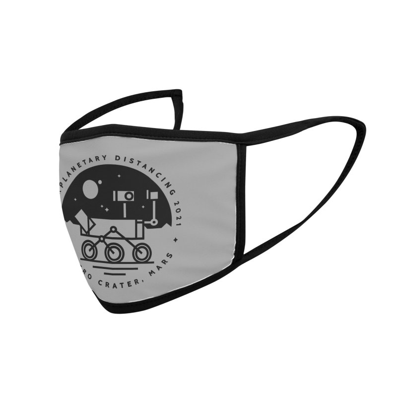 Perseverance Accessories Face Mask by Gintron