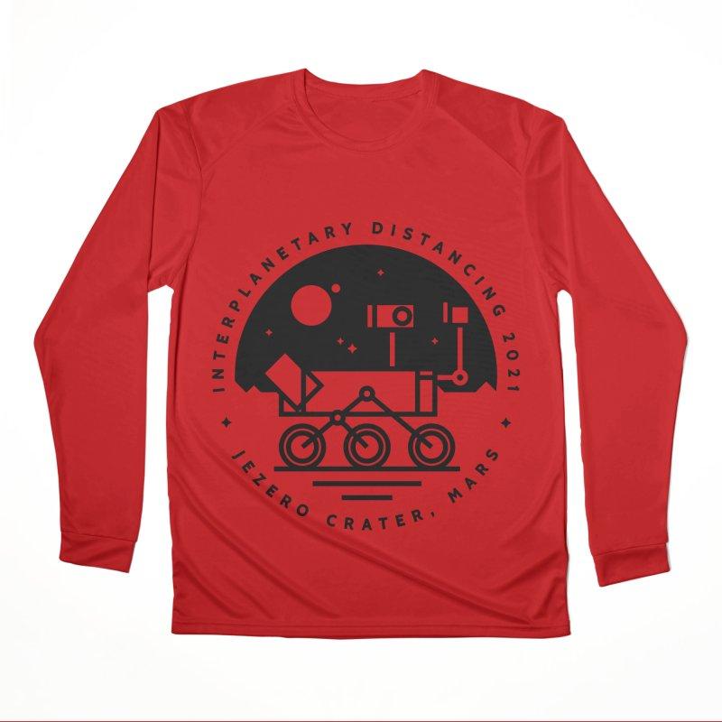 Perseverance Women's Longsleeve T-Shirt by Gintron